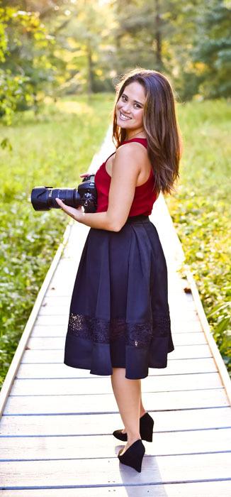 About Naomi - Boca Raton Photographer