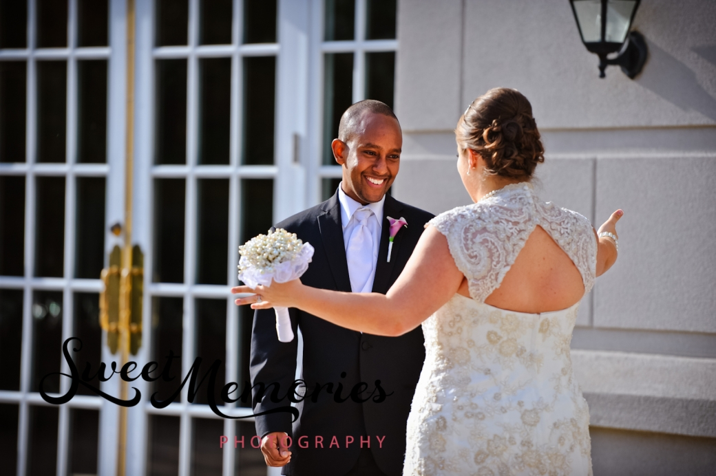 A Foxchase Manor Wedding: Ashley + Yonas