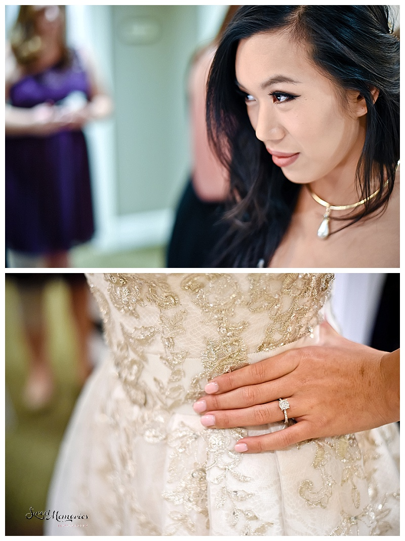 An Army Navy Country Club Wedding: Carolyn + JP