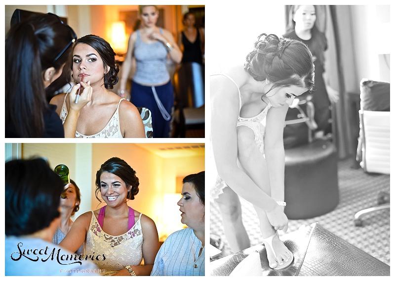 An Oxon Hill Manor Wedding: Erica + David - Boca Raton Wedding Photographer