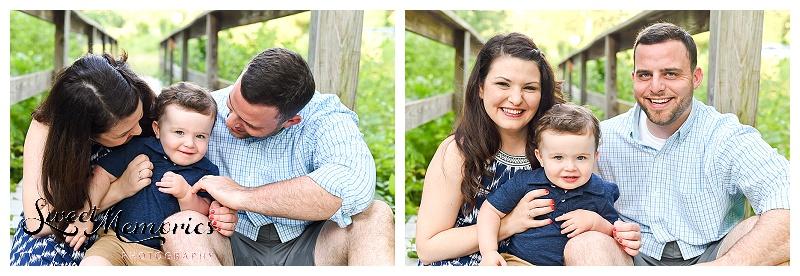 Donahoe Family at Stone Bridge Park - Boca Raton Photographer