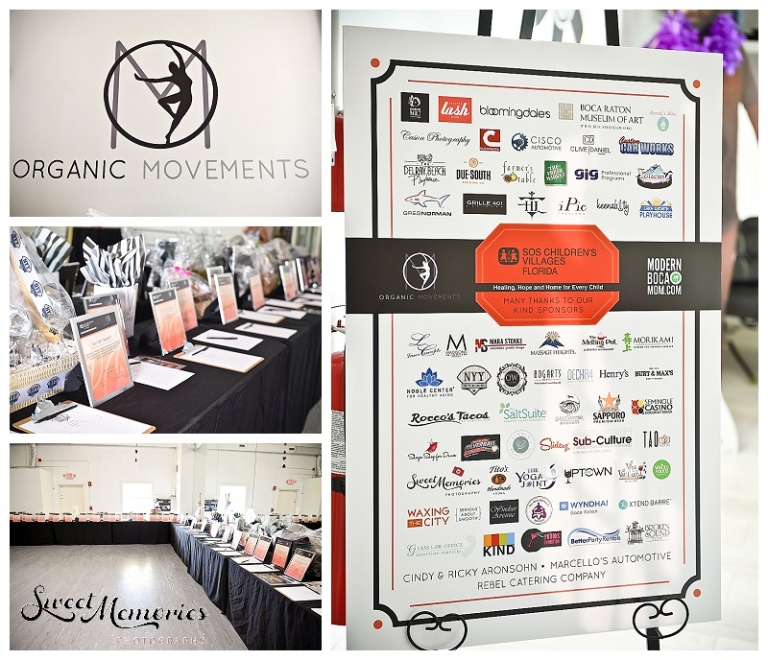 Organic Movement's 4th Annual Charity Gala Benefiting SOS Children's Villages of Florida