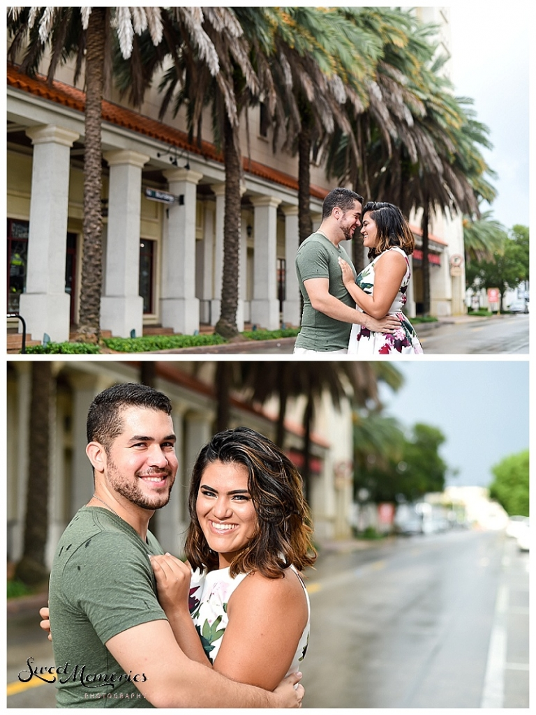 A Miracle Mile Couple's Session
