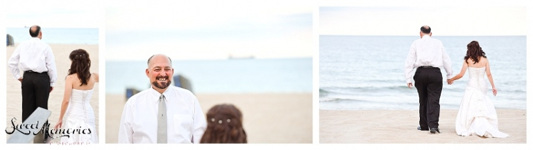 A Fort Lauderdale Marriott Harbor Beach Resort & Spa Elopement - South Florida Wedding Photographer
