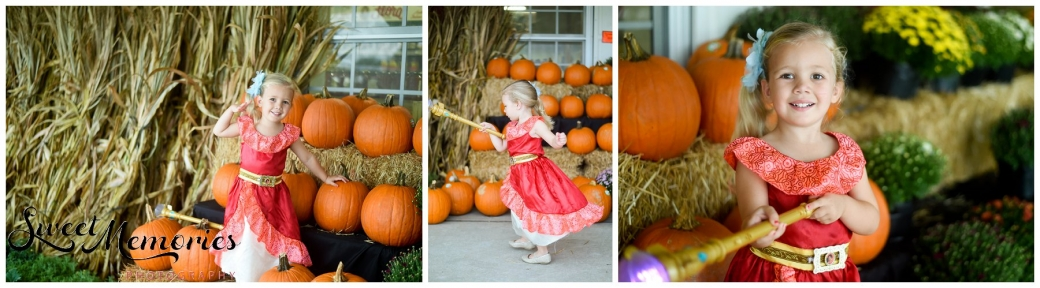 Kid Halloween Portraits - South Florida Photographer