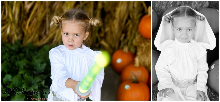 Kid Halloween Portraits - South Florida Photographer