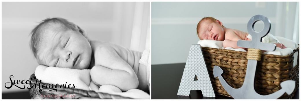 Newborn Aden - Boca Raton Family Photographer