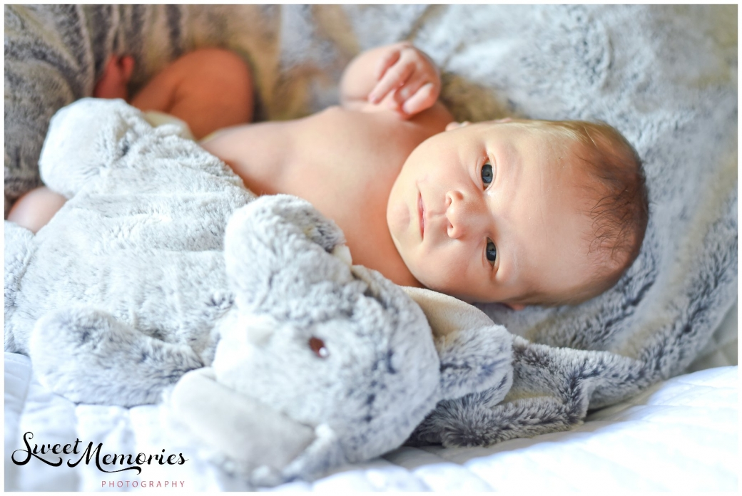World Meet Baby Lucas - Boca Raton Photographer