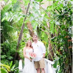 Jocelyn and TJ's Bahia Mar Wedding - South Florida Wedding Photographer