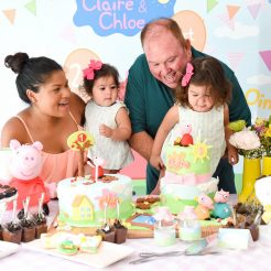 A Peppa Pig Birthday Party in Boca Raton - Boca Raton Photographer