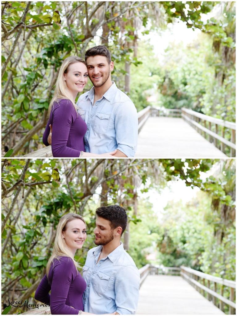 A Romantic and Playful Boca Raton Beach Engagement Session   Boca Raton Photographer