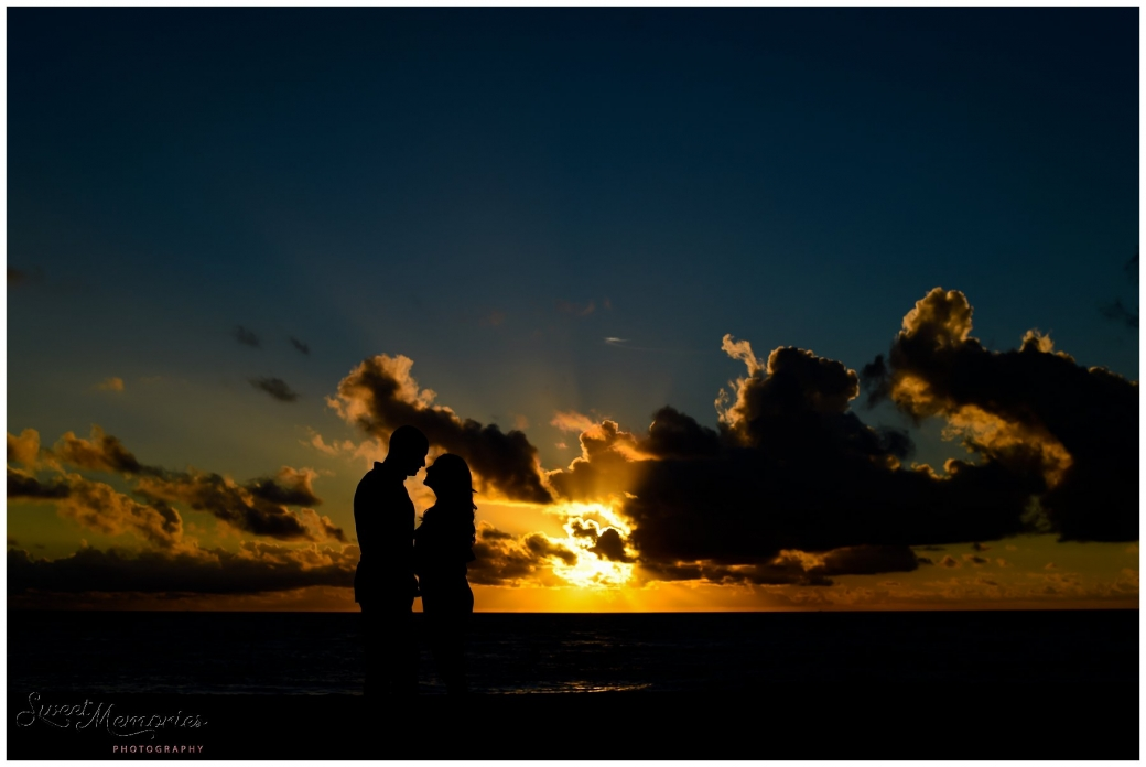 A Lighthouse Point Engagement Session - Florida Photographer