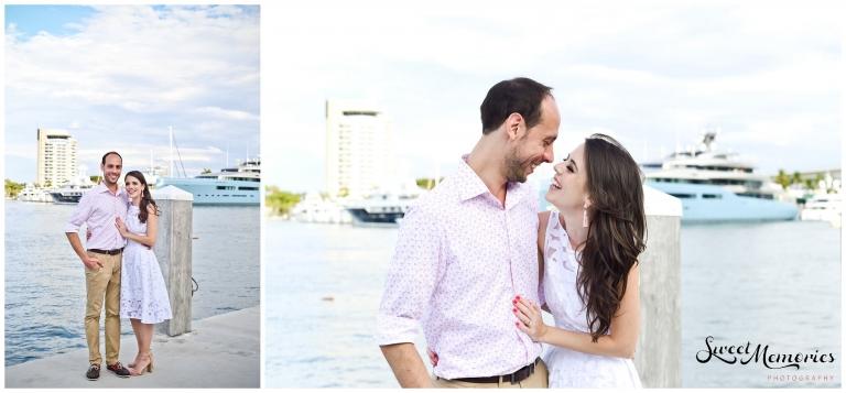 15th Street Fisheries Wedding Rehearsal Dinner | Fort Lauderdale Photographer