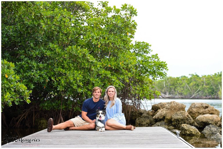 Spanish River Park Engagement Session filled with love, laughter, and happily ever after   Florida Engagement Photographer