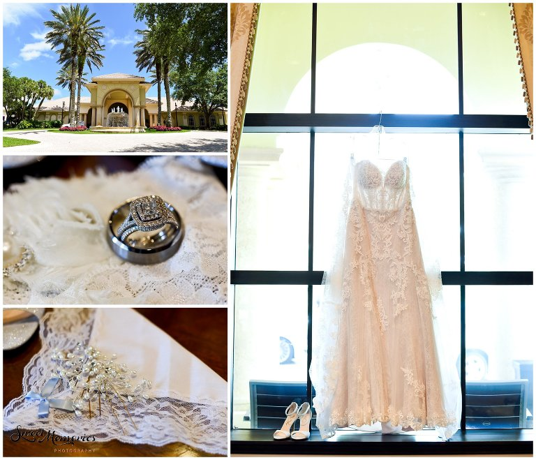 Jenn and Greg's Mizner Country Club Wedding was a dream draped in blush and rose gold! Not to mention a celebration of love and awesomeness! And to just think, it all started with a 4-wheel adventure that lead to this big day!