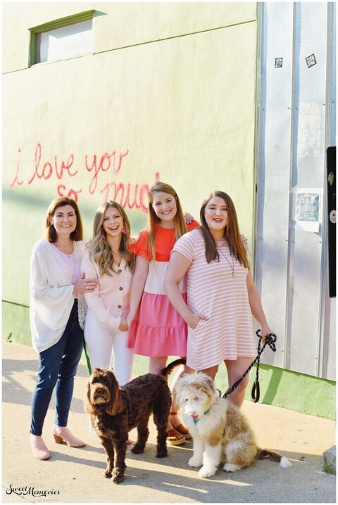 The I Love You So Much wall in Austin, Texas