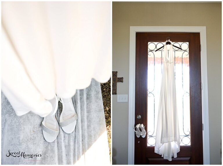 This Bertram wedding has it all: a sweet love story, beautiful couple, gorgeous day, and supportive family and friends. And although it was a typical summer day in Texas (by that, I mean, stuffy hot, like an oven), there was a nice breeze and fluffy cloud coverage. The perfect kind of day to get married!